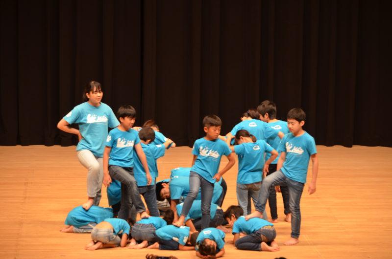 英語劇「15少年漂流記」